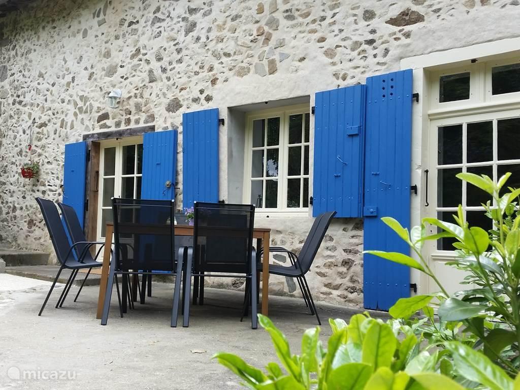 Vakantiehuis Frankrijk, Charente, Écuras - gîte / cottage Gite Merlot