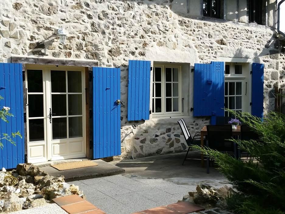 Vakantiehuis Frankrijk, Dordogne, Bussière-Badil Gîte / Cottage Gite Merlot