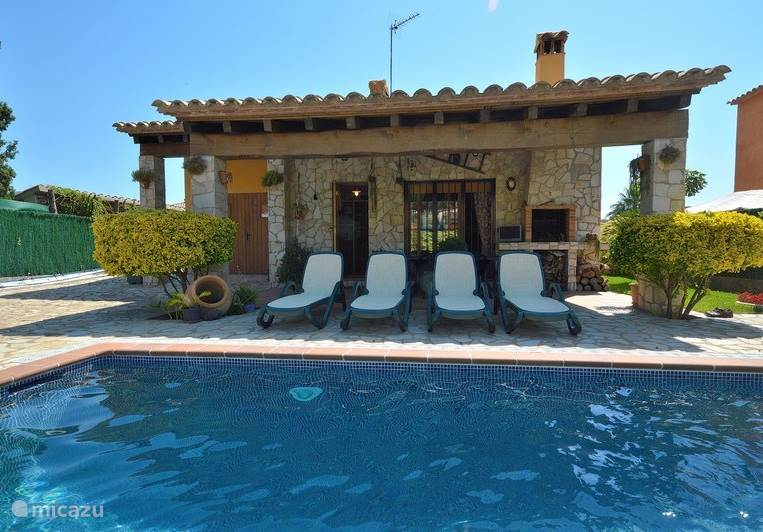 Vakantiehuis Spanje, Costa Brava, Calonge villa Villa Mas Ambros