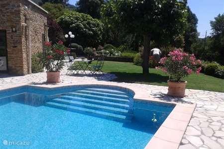 Vacation rental France, Hérault, Les Plans villa Villa de Soulage