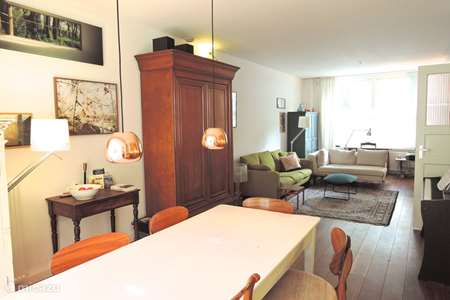 Vacation rental Netherlands, North Holland, Amsterdam apartment Stylish and Spacious with Garden