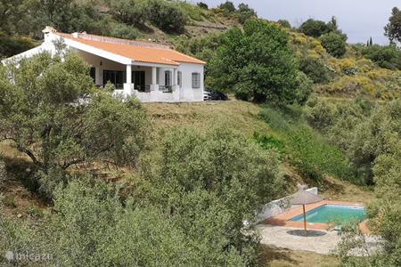 Vakantiehuis Spanje, Costa del Sol, Nerja finca Las Encinas