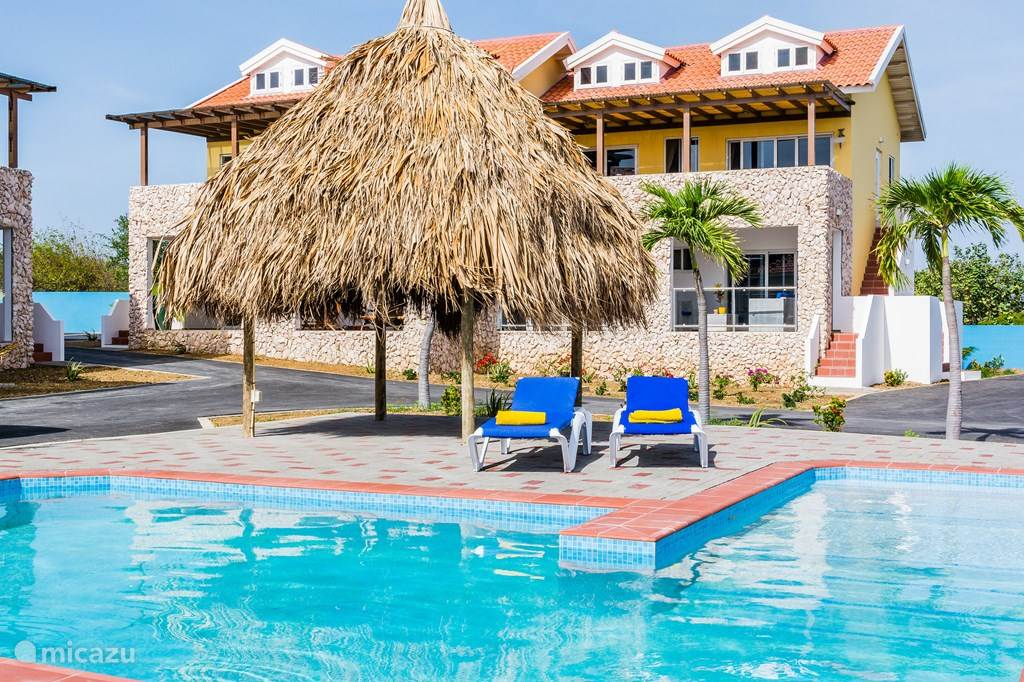 Vakantiehuis Curaçao, Banda Ariba (oost), Vista Montaña Appartement Vista Montana appartement
