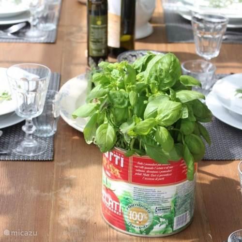 Italian Home Cooking - Italiaanse chef Daniele kookt bij u thuis!