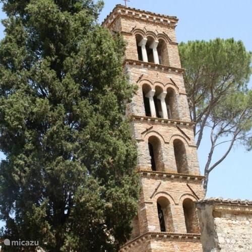 Sanctuary of Santa Maria in Vescovio,Selci