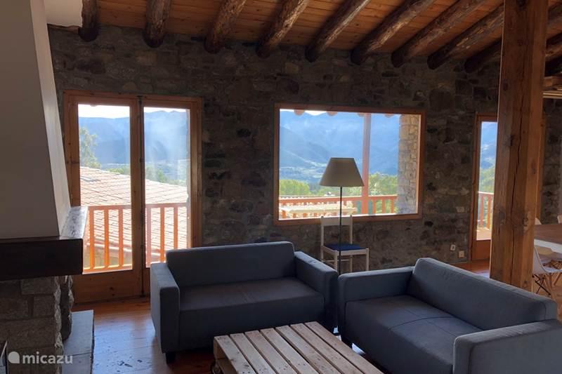 Vakantiehuis Spanje, Pyreneeën, Lles de Cerdanya Vakantiehuis Can Arnau