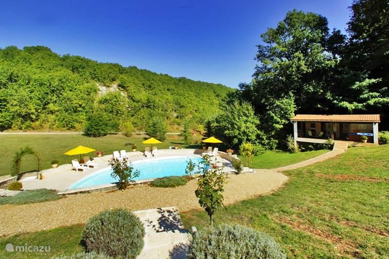 Vakantiehuis Frankrijk, Lot, Souillac Vakantiehuis La Nouvelle Sourec - Owen