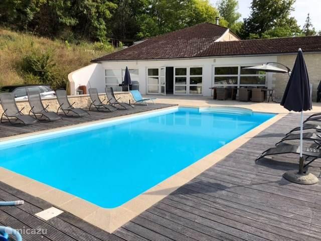 Vakantiehuis Frankrijk, Lot, Montcuq vakantiehuis Maison du Compagnon