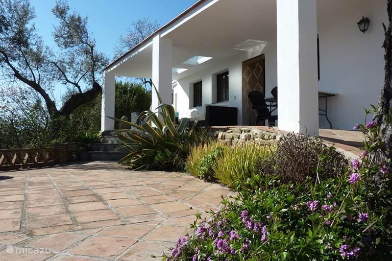 Vakantiehuis Spanje, Andalusië, Solano Gîte / Cottage Romantische casita met grote veranda