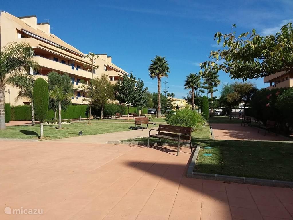 Vakantiehuis Spanje, Costa Blanca, Dénia Appartement Casa La Marjal