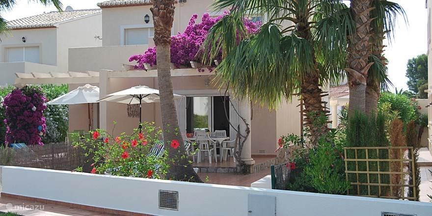 Vakantiehuis Spanje, Costa Blanca, Calpe Geschakelde woning Casa Luna