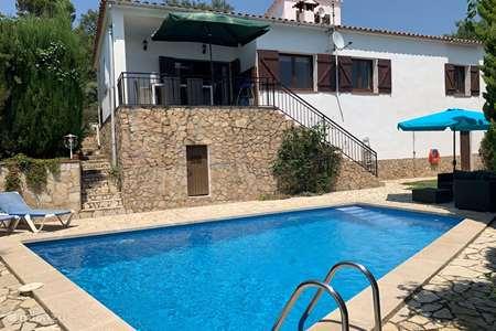 Vakantiehuis Spanje, Costa Brava, Calonge villa Villa Nuestro Nido
