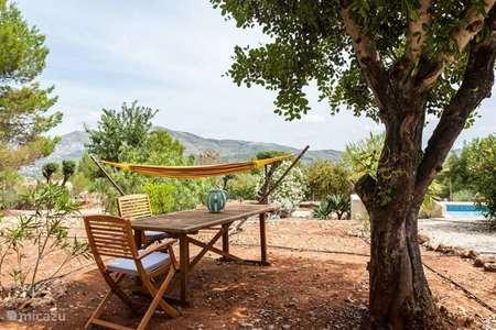 Vakantiehuis Spanje, Costa Blanca, Lliber finca Finca Lliber - groepsarrangement