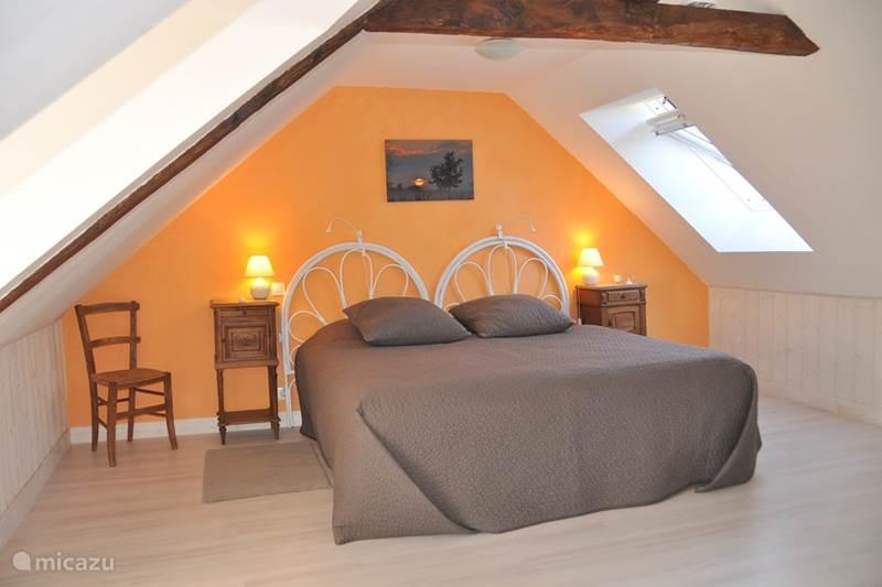 Vakantiehuis Frankrijk, Ille-et-Vilaine, Grand-Fougeray Gîte / Cottage Gîte 'Le Drap d'Or'