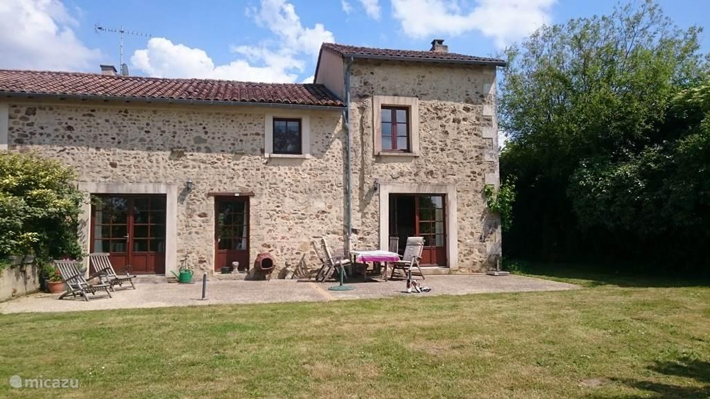 Vakantiehuis Frankrijk, Poitou-Charentes, Les Forges stadswoning Le Cri du Coucou