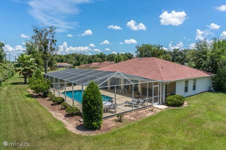 Vakantiehuis Verenigde Staten – villa Golf in de zon