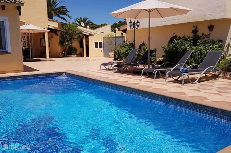 Vakantiehuis Spanje, Costa Blanca, La Nucia Villa Villa Verano