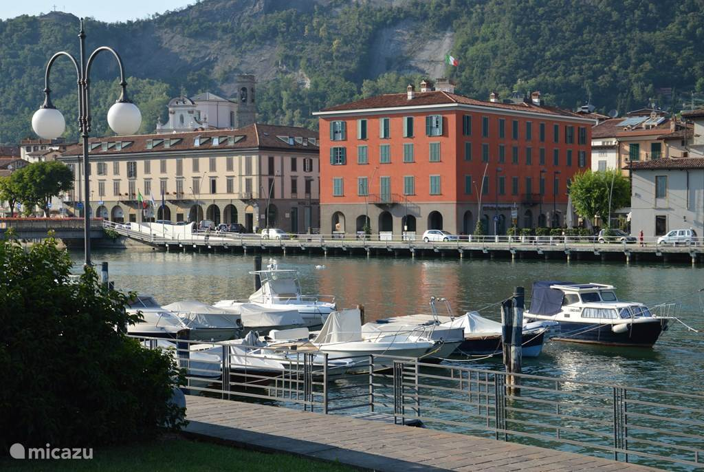 Ferienwohnung Italien, Italienischen Seen, Iseo Ferienhaus Casa al Lago d'Iseo
