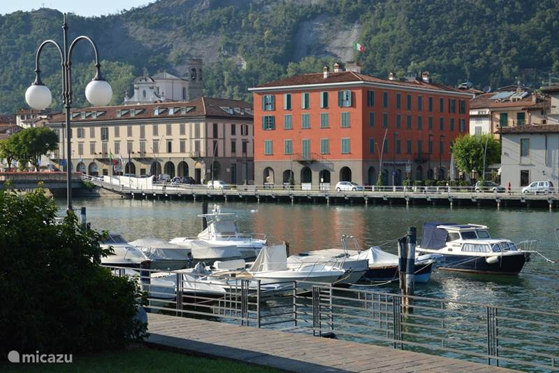 Vakantiehuis Italië, Iseomeer, Paratico Vakantiehuis Casa al Lago d'Iseo