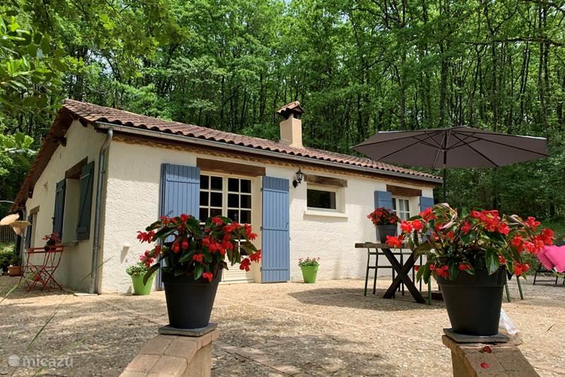 Vakantiehuis Frankrijk, Dordogne, Sainte-Foy-de-Longas Vakantiehuis Deffé Dordogne