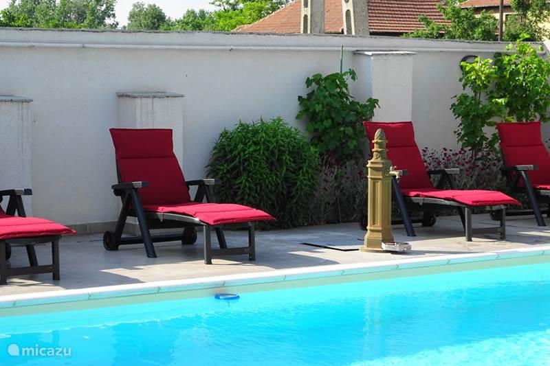 Vakantiehuis Hongarije, Tiszameer, Poroszlo Vakantiehuis Het Herenhuis