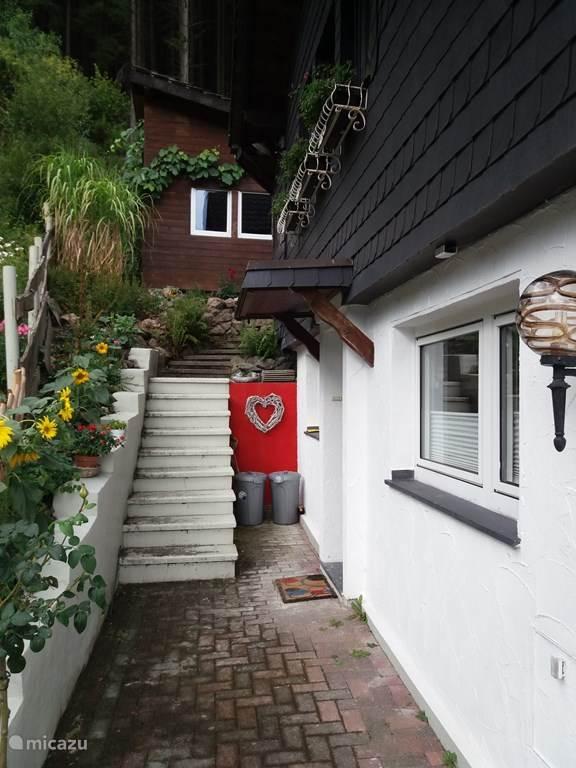 Vakantiehuis Duitsland, Sauerland, Eslohe Vakantiehuis Zonnewende van Schaik