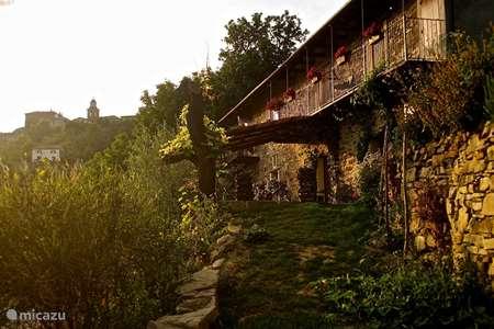 Vakantiehuis Italië, Piëmont, Pezzolo vakantiehuis La Cinciarella