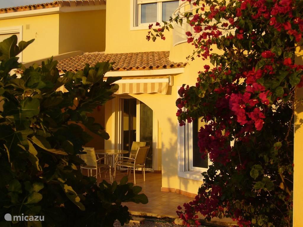 Vakantiehuis Spanje, Costa Blanca, Gata de Gorgos Chalet Villa van het Licht