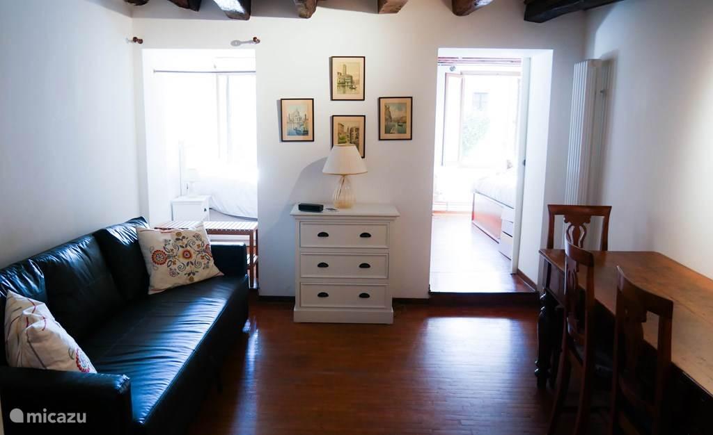 Vakantiehuis Italië, Veneto, Venetië Appartement Casa Dona' Venetië
