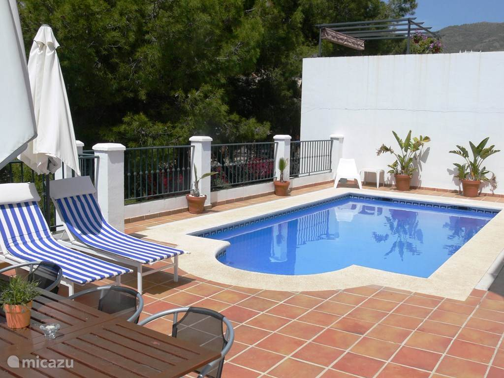 Vakantiehuis Spanje, Costa del Sol, Nerja Villa N252
