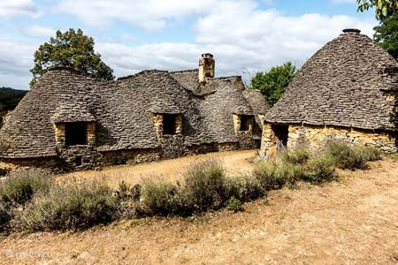 Cabanes du Breuil bij Sarlat