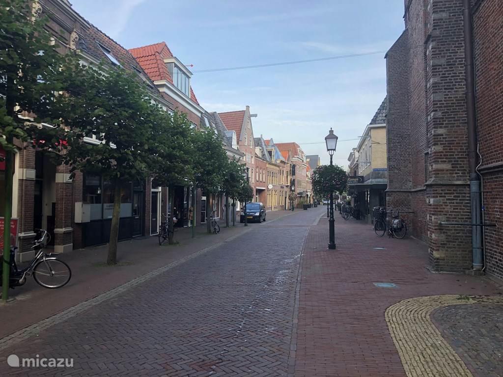 Vakantiehuis Nederland, Noord-Holland, Hoorn Appartement Gerenoveerd appartement | Centrum