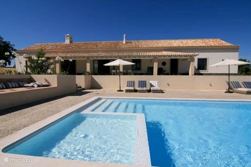 Vakantiehuis Portugal, Algarve, Boliqueime Villa Quinta Vale da Vaca