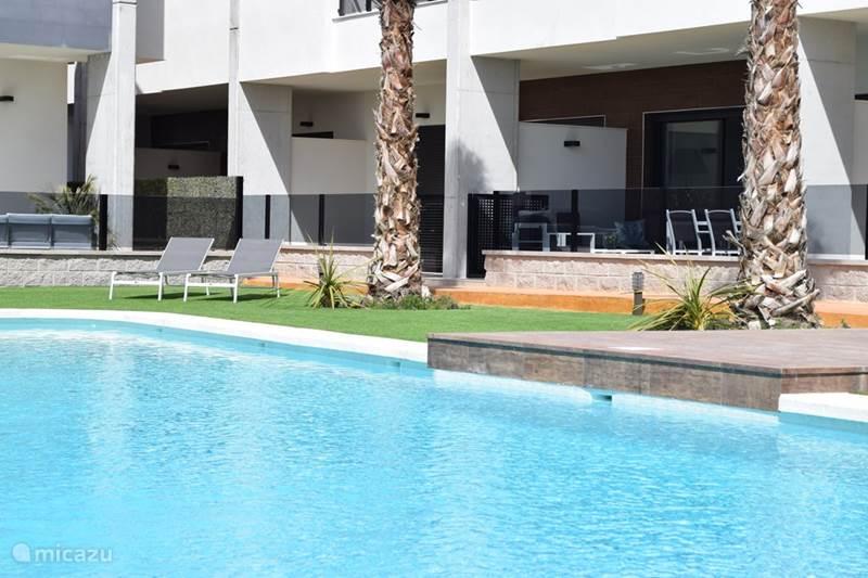 Vakantiehuis Spanje, Costa Blanca, Guardamar del Segura Appartement Casa Rumo