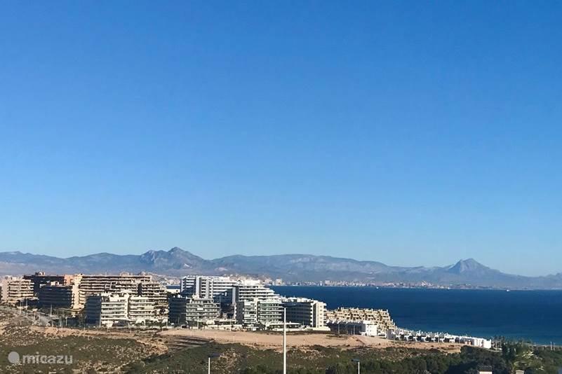 Vakantiehuis Spanje, Costa Blanca, Santa Pola - appartement Agua Marina