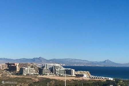 Vakantiehuis Spanje, Costa Blanca, Gran Alacant - Santa Pola - appartement Agua Marina