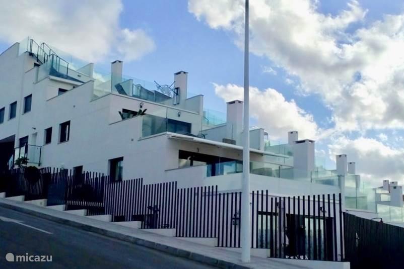 Vakantiehuis Spanje, Costa Blanca, Gran Alacant - Santa Pola Appartement Agua Marina