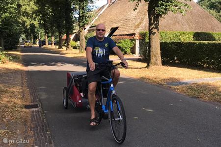 Heerlijk fietsen in het mooie Drenthe