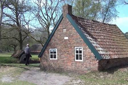 Openlucht museum Ellert en Brammet, Schoonoord