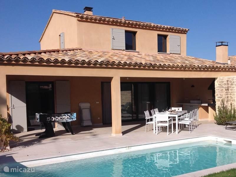 Vakantiehuis Frankrijk, Provence, Malaucène villa Villa Le Grimpeur, Malaucène