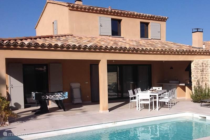 Vacation rental France, Vaucluse, Malaucène Villa Villa Le Grimpeur, Malaucène