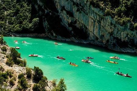 Rafting, Kayaking and Aqua Randoo