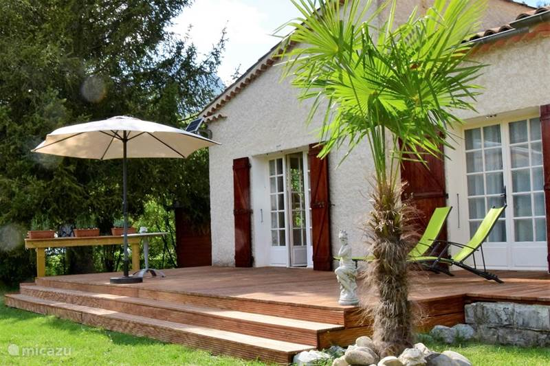 Vacation rental France, Alpes-de-Haute-Provence, Castellane Holiday house Maison Verdon Castellane