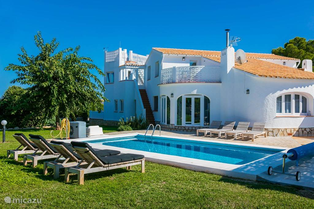 Vacation rental Spain, Costa Blanca, Javea Villa 10 person Villa