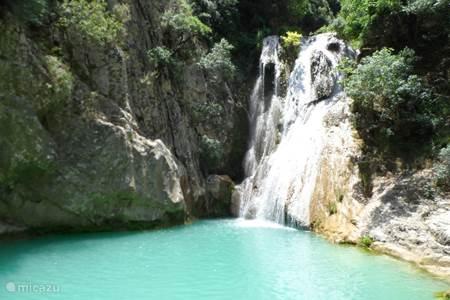 Watervallen van Polomynios
