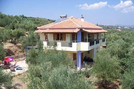 Vakantiehuis Griekenland, Peloponnesos, Koroni vakantiehuis Villa Koroni