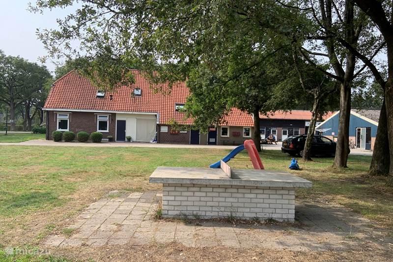 Vakantiehuis Nederland, Drenthe, Diever Vakantiehuis Het Kasteel Diever - Familie Woning