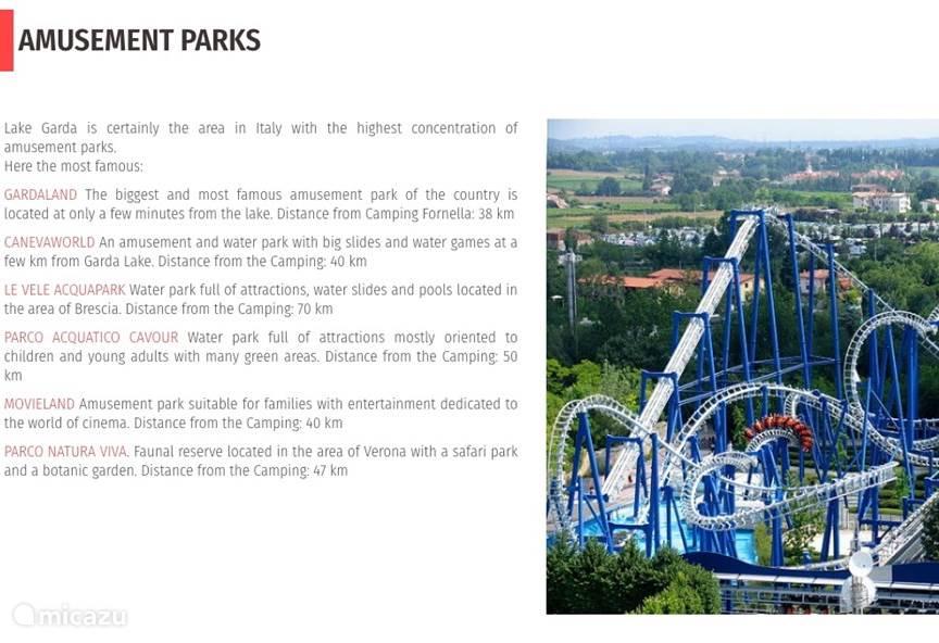 Amusements parken