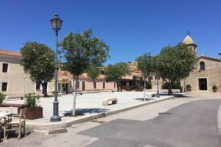 Village square San Pantaleo