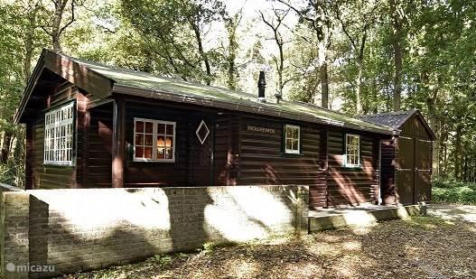Vakantiehuis Nederland, Drenthe, Norg Blokhut / Lodge Trollheimen